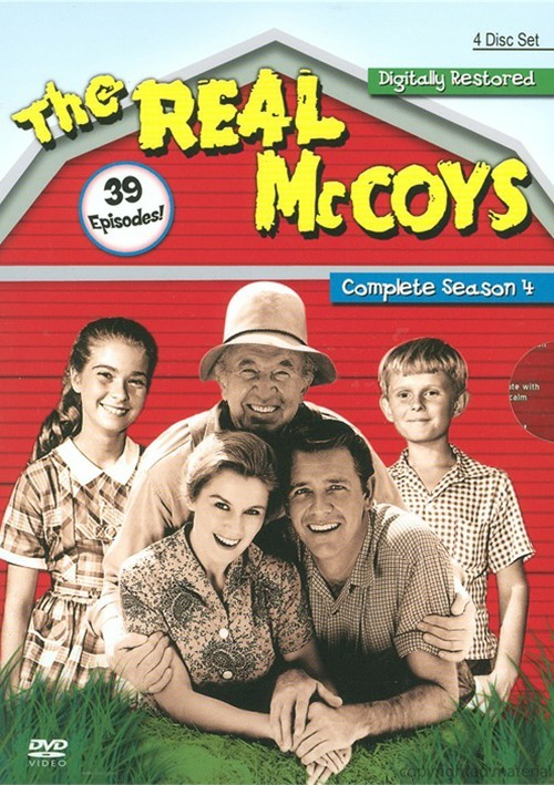 Real McCoys, The: Season 4 Movie