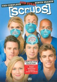 Scrubs: The Complete Ninth And Final Season Movie