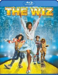 Wiz, The Blu-ray