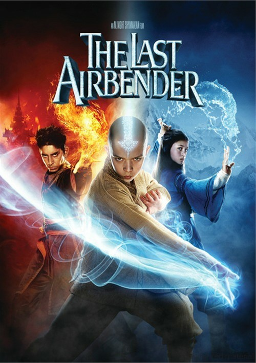 Last Airbender, The Movie