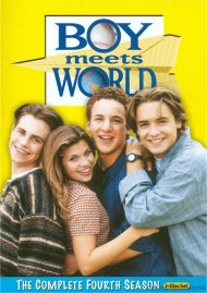 Boy Meets World: The Complete Fourth Season Movie