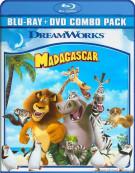 Madagascar (Blu-ray + DVD Combo) Blu-ray
