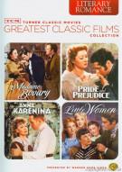 Greatest Classic Films: Literary Romance Movie