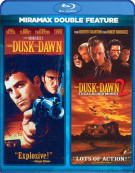 From Dusk Till Dawn / From Dusk Till Dawn 2: Texas Blood Money (Double Feature) Blu-ray