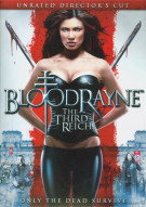BloodRayne: The Third Reich - Directors Cut (Unrated)  Movie