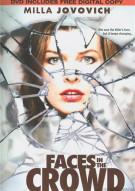 Faces In The Crowd (DVD + Digital Copy) Movie