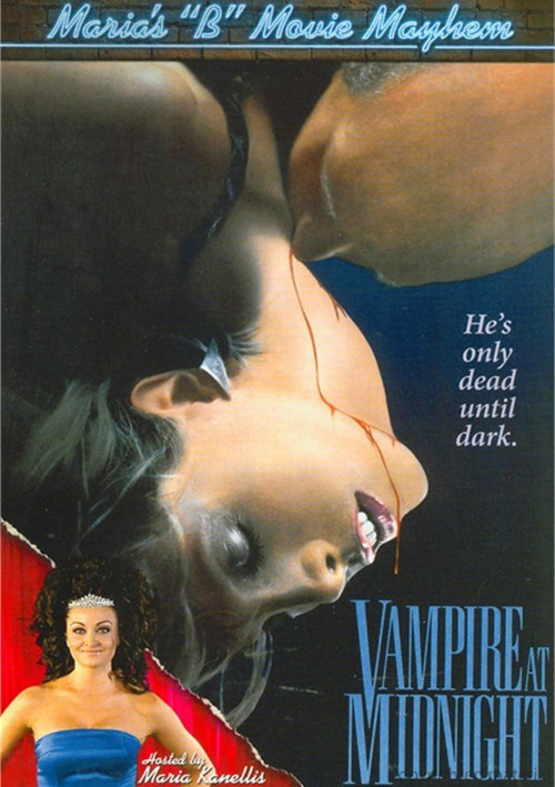 Marias B-Movie Mayhem: Vampire At Midnight Movie