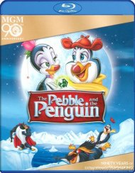 Pebble And The Penguin, The Blu-ray