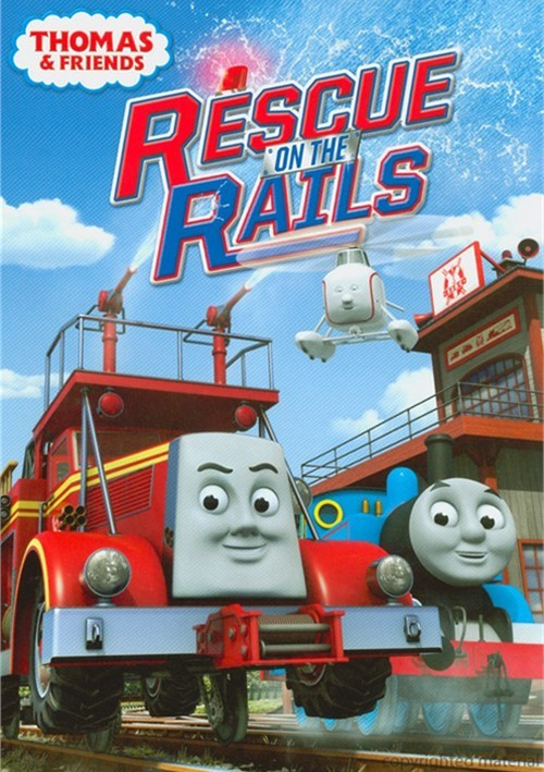 Thomas & Friends: Rescue On The Rails Movie