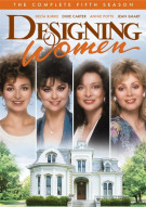 Designing Women: The Complete Fifth Season Movie