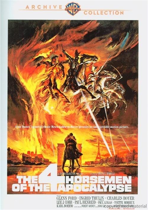 4 Horsemen Of The Apocalypse, The Movie