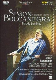 Giuseppi Verdi: Simon Boccanegra Movie