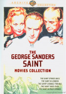 George Sanders Saint Movies Collection, The Movie