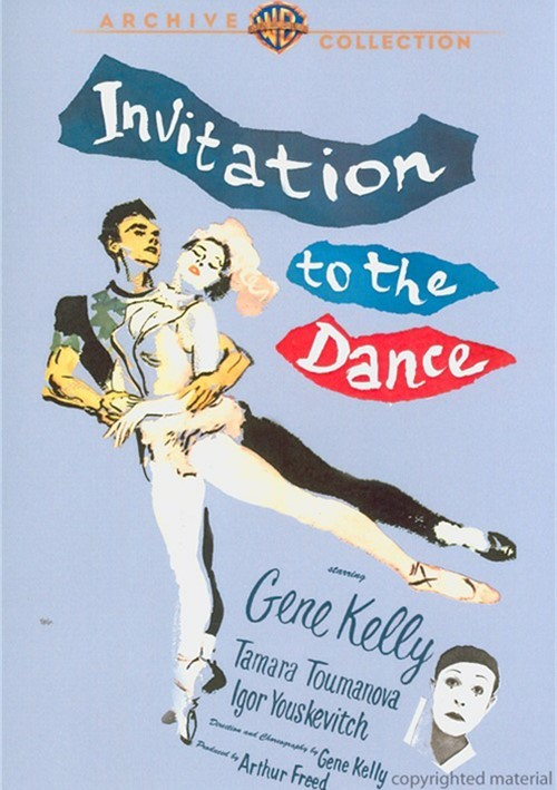 Invitation To The Dance Movie