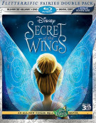 Secret Of The Wings 3D (Blu-ray 3D + Blu-ray + DVD + Digital Copy) Blu-ray