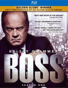 Boss: Season One Blu-ray