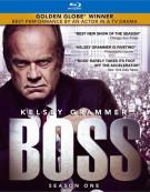 Boss: Season One Blu-ray