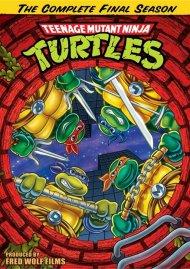 Teenage Mutant Ninja Turtles: Season 10 - The Complete And Final Season Movie