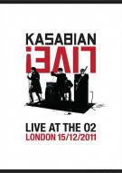 Kasabian: Live! - Live At The O2 (DVD + CD Combo) Movie