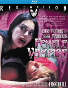 Female Vampire: Remastered Edition Blu-ray