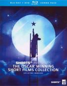 Shorts International: Oscar Shorts (Blu-ray + DVD Combo) Blu-ray