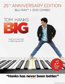 Big: 25th Anniversary Edition (Blu-ray + DVD Combo) Blu-ray
