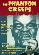 Phantom Creeps, The Movie
