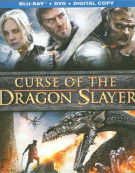 Curse Of The Dragon Slayer (Blu-ray + DVD Combo) Blu-ray