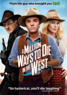 Million Ways To Die In The West Movie