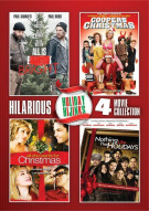Holiday Comedy 4-Pack Movie