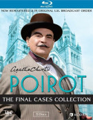 Agatha Christies Poirot: The Final Cases Collection Blu-ray