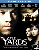 Yards, The (Blu-ray + UltraViolet) Blu-ray