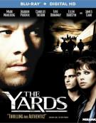 Yards, The (Blu-ray + UltraViolet) Blu-ray