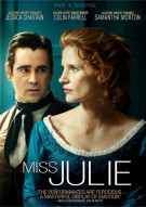 Miss Julie (DVD + UltraViolet) Movie