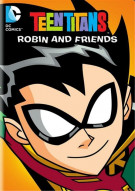 Teen Titans: Robin And Friends Movie