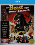 Beast From 20,000 Fathoms, The Blu-ray