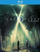 X-Files, The: The Complete Fifth Season Blu-ray