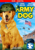 Army Dog (DVD + UltraViolet) Movie