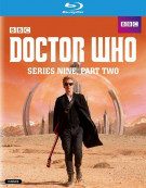 Doctor Who: Series Nine - Part Two Blu-ray
