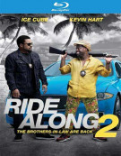 Ride Along 2 (Blu-ray + DVD + UltraViolet) Blu-ray