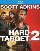 Hard Target 2 (Blu-ray + DVD + UltraViolet) Blu-ray