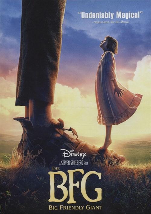 BFG, The Movie