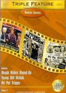 Western Classics: Triple Feature - Volume 2 Movie