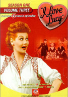 I Love Lucy: Season One - Volume Three Movie
