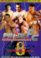 Pride FC 8: From The Ariake Coliseum Movie