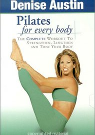 Denise Austin: Pilates For Every Body Movie