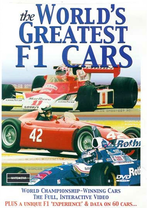 Worlds Greatest F1 Cars Movie