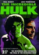Incredible Hulk, The: The Incredible Hulk Returns & The Trial Of The Incredible Hulk Movie