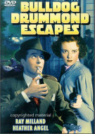 Bulldog Drummond Escapes (Alpha) Movie