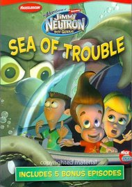 Adventures Of Jimmy Neutron, The: Boy Genius - Sea Of Trouble Movie